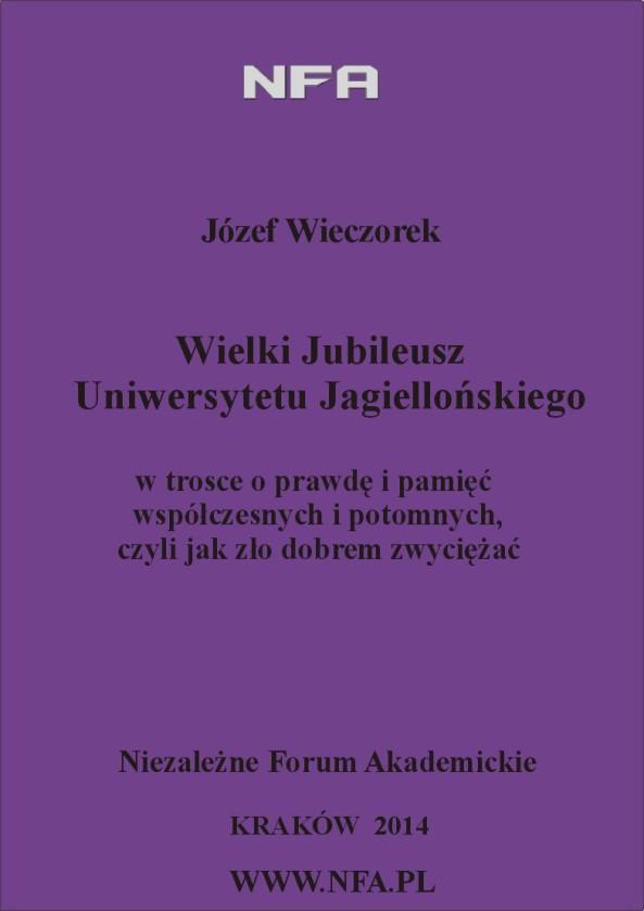 okładka UJ